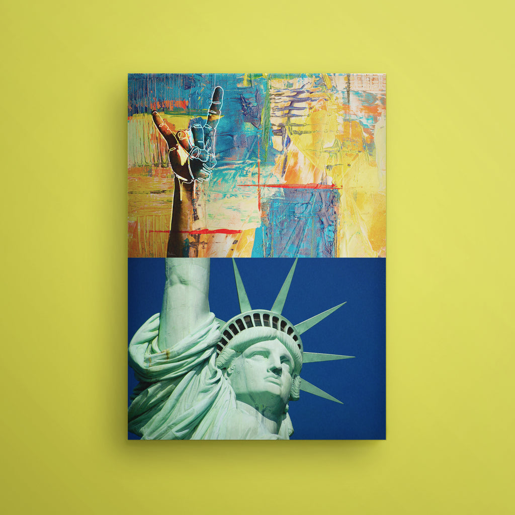 KEEP on ROCKIN - Statue of Liberty Style - EGLOOP