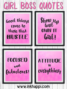 Girl Boss Quotes