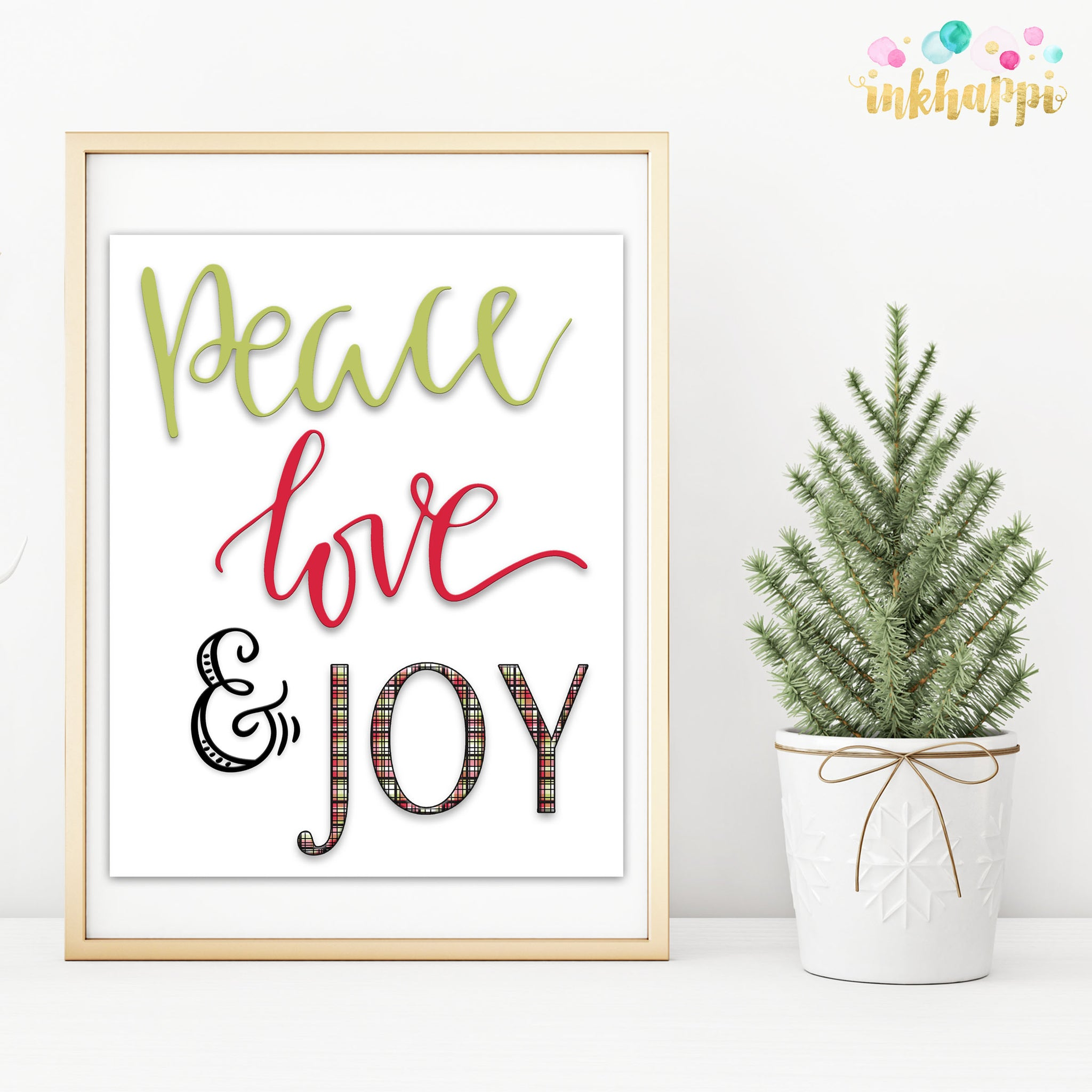 Peace, Love & Joy