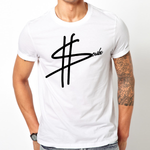 Original ScribeCash Logo T-Shirt (White)