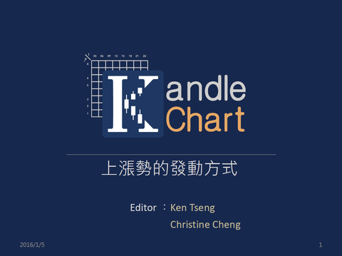 KindleChart Research Lab - 上漲式的發動方式