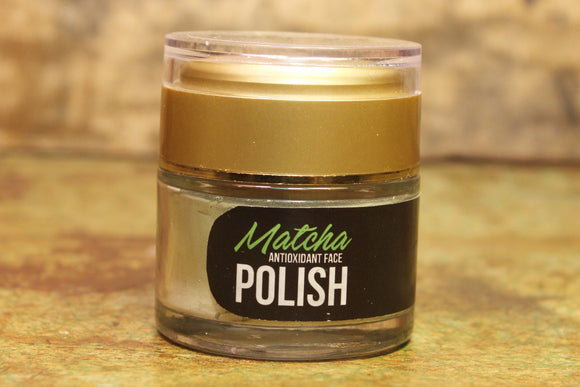 Matcha Antioxidant Face Polish