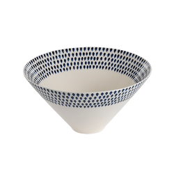 Drop Serving Bowl