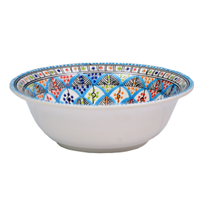 Cereal Bowl Rainbow Design