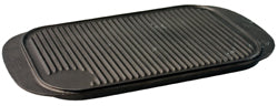 Double Cast Iron Griddle  Reversible