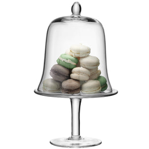 Cake Stand & Bell shaped Dome