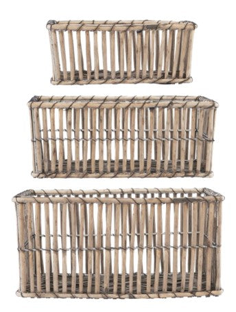 Square Nest Baskets