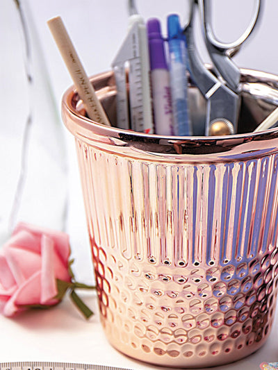 Thimble Craft Container Rose Gold