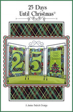 Load image into Gallery viewer, Janine Babich 25 Days Until Christmas Table Top Display Design