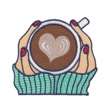 Load image into Gallery viewer, But First, Coffee Collection ScissorTail Stitches #51213