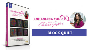 Enhancing Your IQ with Salmia Jaffer Volume 6 Quilting