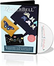 Load image into Gallery viewer, Kimberbell Blossoms & Butterflies: Kimberblank Appliques KD598