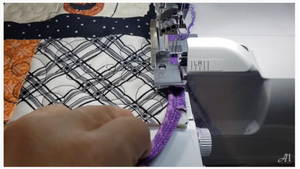 Pre-recorded Class: Serger Pillow Construction