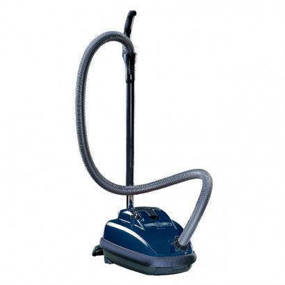 Sebo Airbelt K2 Kombi with Combination Nozzle Canister Vacuum - Dark Blue