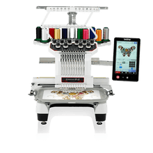 Load image into Gallery viewer, NEW! Brother Entrepreneur Pro Multi-Needle Embroidery Machine (Model PR1055X)