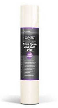OESD Stabilizer Ultra Clean and Tear Plus (Various Sizes)