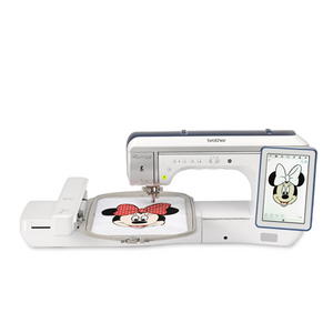 New! Brother Luminaire 2 Sewing and Embroidery Machine / Model XP2