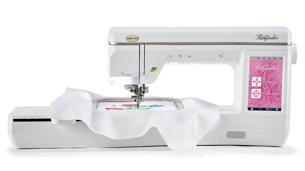Baby Lock Pathfinder Embroidery Machine / Item # BLJPF
