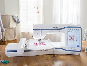 Brother Stellaire Sewing and Embroidery Machine / Item # XJ1