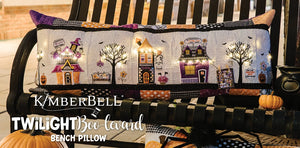 Kimberbell Twilight Boo-levard Bench Pillow Fabric Kit