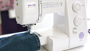Baby Lock Zeal Sewing Machine / Item #BL35B