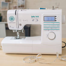Load image into Gallery viewer, Baby Lock Jubilant Sewing Machine / Item #BL80B