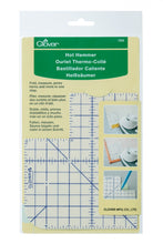 Load image into Gallery viewer, Clover Hot Hemmer and Hot Rulers