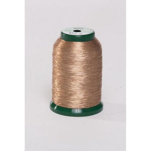King Star Metallic Thread by the spool and Set