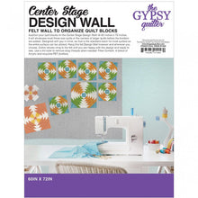 Load image into Gallery viewer, Design Wall- The Gypsy Quilter