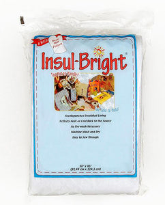 Insul-Bright Package 1yd x 45in # 6345WN