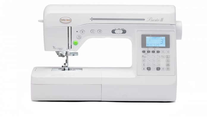 Baby Lock Presto Sewing Machine / Item #BLPR2