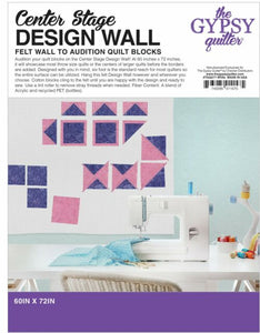 Design Wall- The Gypsy Quilter