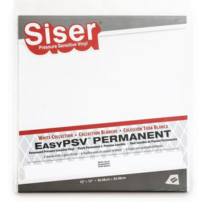 Siser Easy PSV Permanent 6 piece pack