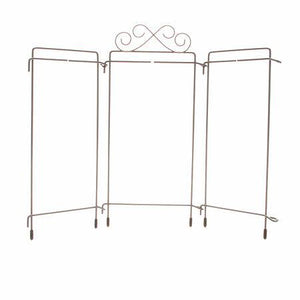 6in x 12in Table Top Tri-Stand (Grey or White)