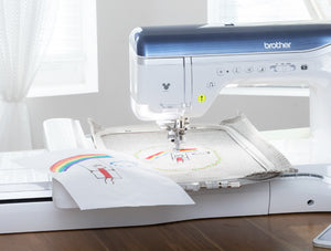 Brother Stellaire Embroidery Machine / Item # XE1