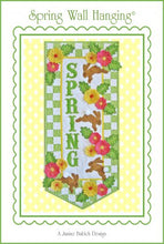 Load image into Gallery viewer, Janine Babich Spring Wall Hanging Design