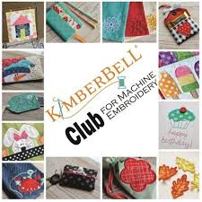 Kimberbell Club 2017 Volume 1 Dealer Exclusives - Designs and Instructions LOCAL PICK UP ONLY