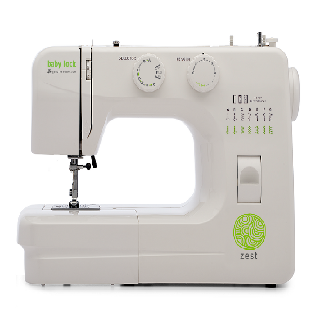 Baby Lock Zest Sewing Machine / Item #BL15B