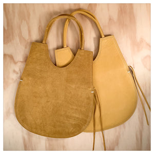 RTH EGG BAG - LEATHER