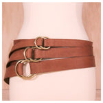 RTH O-Ring Belt - whiskey