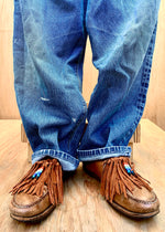 RTH (ooak) SHOE KILTIES - SADDLE - regular/beaded