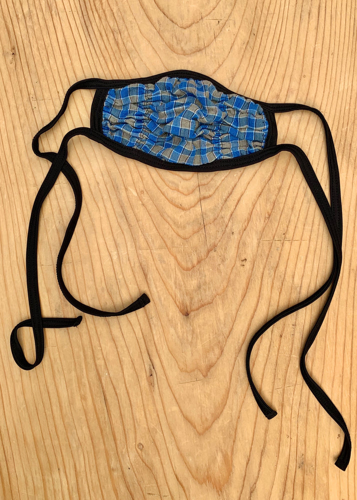 RTH FACE MASK ( non medical) / RTH KERCHIEF - plaid  #22