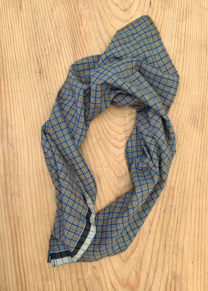 RTH FACE MASK ( non medical) / RTH KERCHIEF - plaid  #24