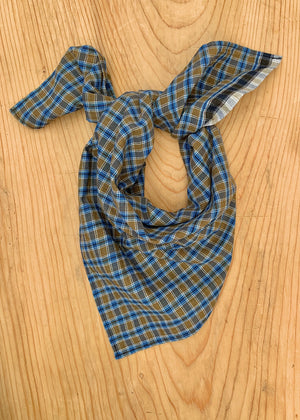 RTH FACE MASK (non medical) / RTH KERCHIEF - plaid  #21