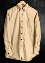 RTH CLASSIC SHIRT - WASHED CANVAS TWILL - Tumbleweed