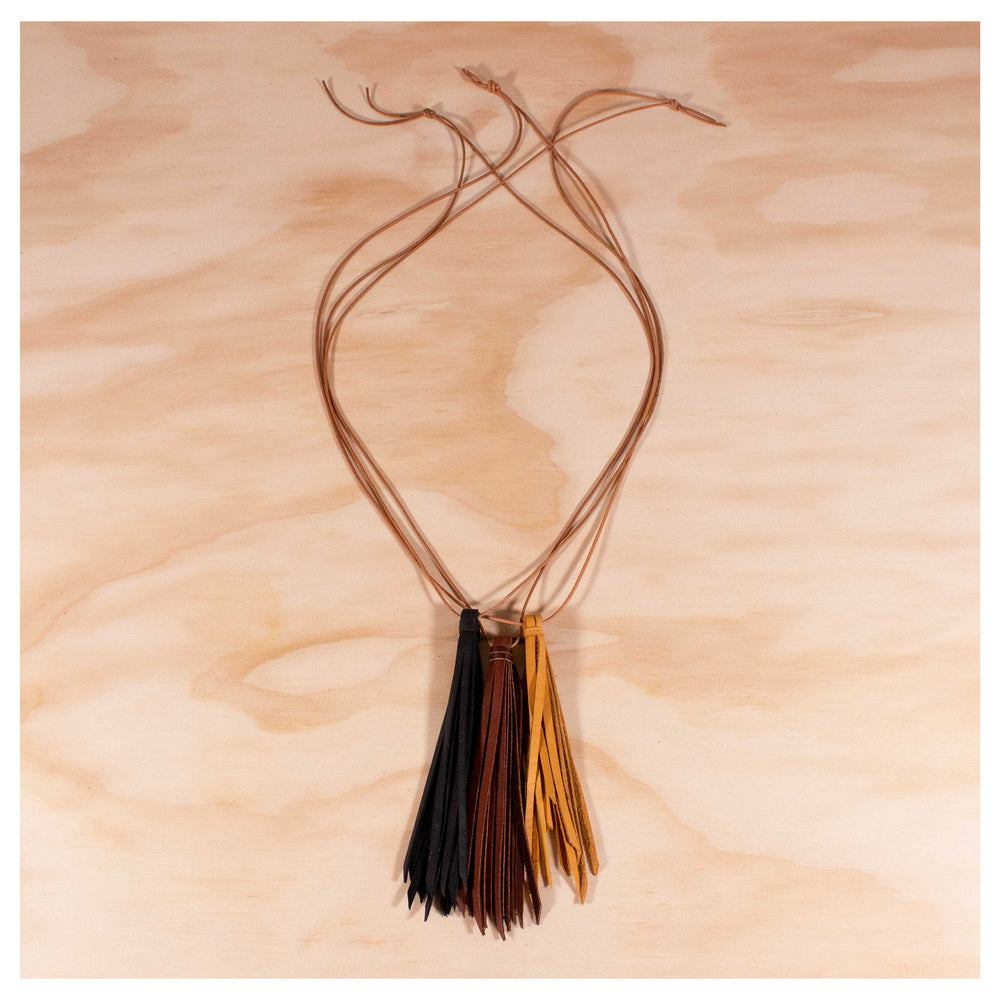 RTH Tassel Necklace