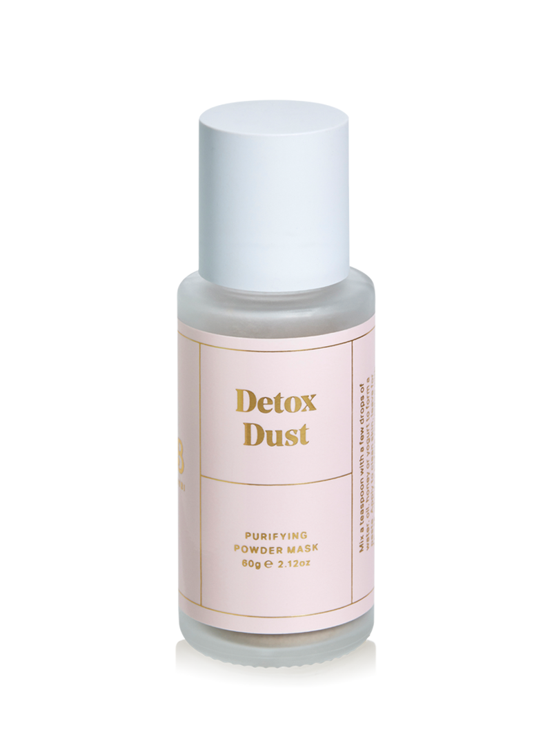 Mascarilla Detox Dust