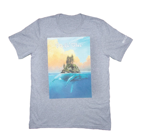 Falcanna Pacific Blue Strain Tee