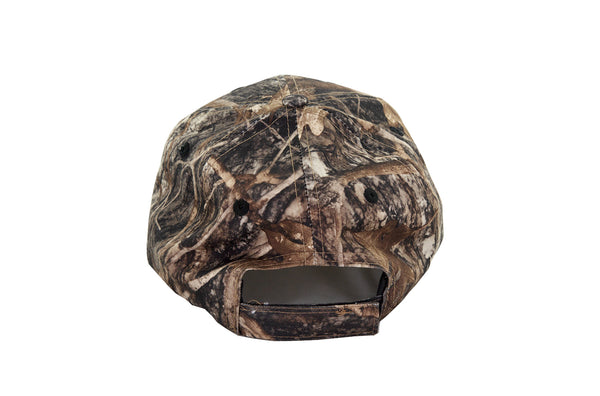 Falcanna Camo Hat Moss Green