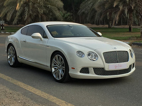 2013 Bentley Continental GT Speed – The Keep Club